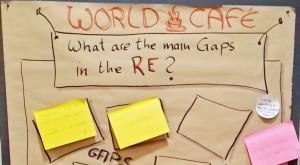 REConf2015 WorldCafe FLIPCHART 2